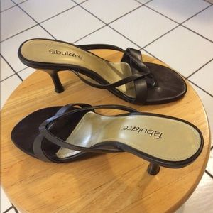 Shoes - Multi-Use Heels